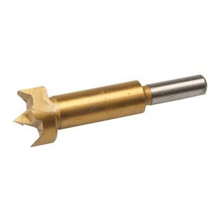 Mèche Forstner titanée - 26 mm