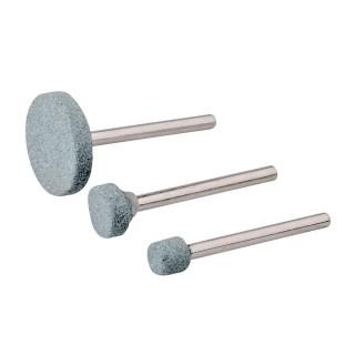 Ensemble de meules pour outil rotatif 3pcs - 5, 9, 20 mm de diamètre