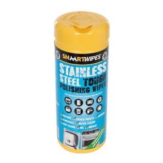 Lingettes ultrarésistantes spéciales polissage acier inoxydable - 40