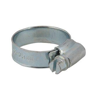 10 colliers de serrage - 18 - 25 mm (OX)
