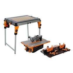 Workcentre 7, Router Table & Contractor Saw Module Kit - TWX7CS1RT1