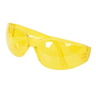 Lunettes de sécurité à protection anti-UV - Jaune