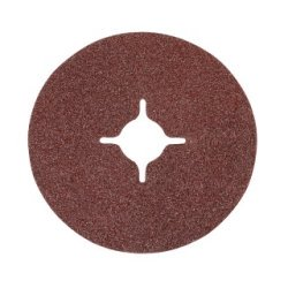 10 disques en fibre 115 x 22,23 mm - Grain 60