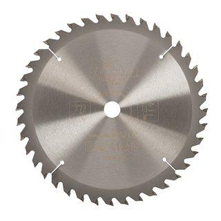 Lame de scie pour bois de construction - 190 x 16 mm / 40 dents