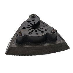 Patin de ponçage auto-agrippant EVA - 93 mm