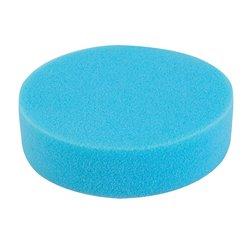 Éponge de polissage auto-agrippante - Médium, bleue, 150 mm
