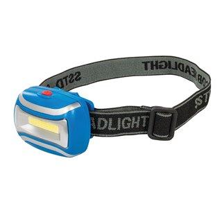 Lampe frontale LED COB - 3 W