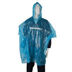 Poncho imperméable - Taille unique - Bleu