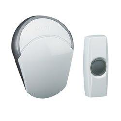 Sonnette Sans Fil avec Bouton-Pressoir Smartwares BY502E