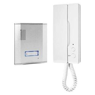 Sonnette avec Interphone Filaire Smartwares IB61SW