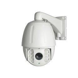 Caméra - Hd-Tvi - Extérieur - Dôme Ptz - Zoom X18 - 1080P