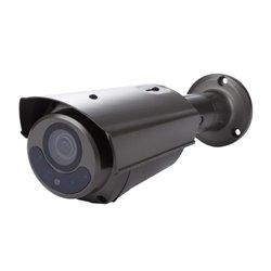 Caméra Hd Cctv - Hd-Tvi - Extérieur - Cylindrique - Ir - Lentille Varifocale Motorisée - 1080P - Gris