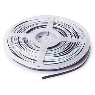 Câble Rvb Pour Série Chl - 4 Conducteurs - 25 M