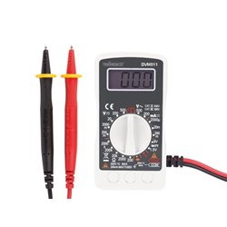 Multimètre Numérique - Cat Ii 500 V / Cat Iii 300 V - 1999 Points