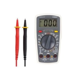Multimètre Numérique - Cat. Ii 500 V / Cat. Iii 300 V - 10 A -  1999 Points