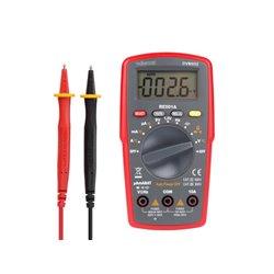 Multimètre Numérique - Cat. Ii 500 V / Cat. Iii 300 V - 10 A -  Plage Automatique - 4000 Points