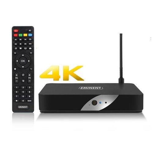 eminent 4k tv streamer libreelec kodi. Black Bedroom Furniture Sets. Home Design Ideas