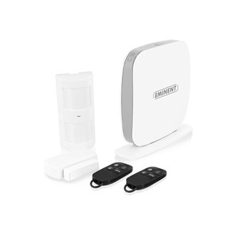 Eminent - Système D'Alarme Pour Wifi/Sms/Gsm