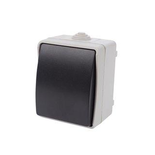 Interrupteur Va-Et-Vient Simple - Usage À L'Extérieur