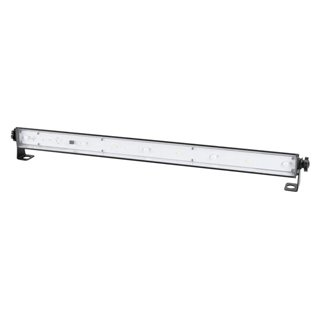 Led Slim Light- Effet Wash Uv Avec Effet Stroboscopique Blanc