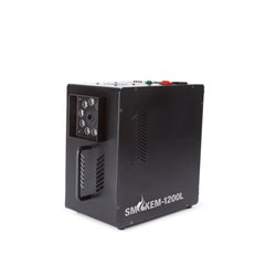 Machine À Fumée - 1200 W - Avec Effet Led Rvb
