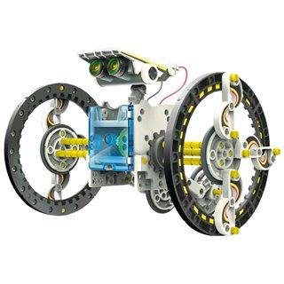 Kit Éducatif - Robot Solaire 14 En 1