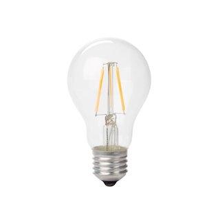 Ampoule À Filament Led - Forme De Poire - 2 W - E27 - Blanc Chaud