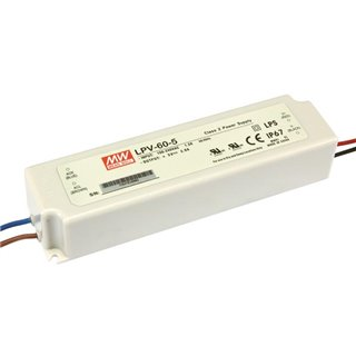 Switching Power Supply - Single Output - 60W - 5 V
