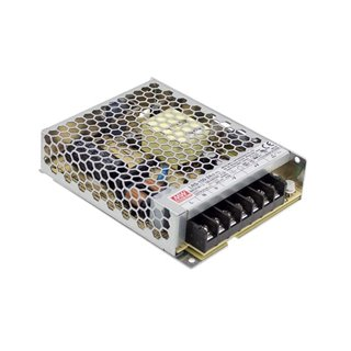 Ite Switching Power Supply - Single Output - 100 W - 24 V - Closed Frame - For Professional Use Only