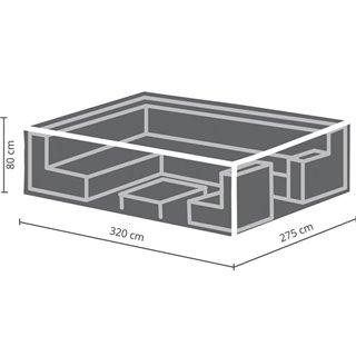 Housse D'Extérieur Pour Salon De Jardin - 320 Cm