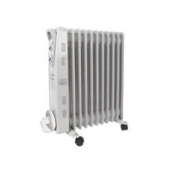 Radiateur Bain D'Huile - 2500 W - 11 Éléments