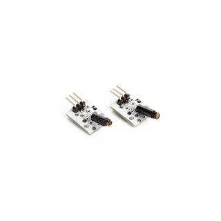 Capteur De Vibrations / Chocs Compatible Arduino® (2 Pcs)