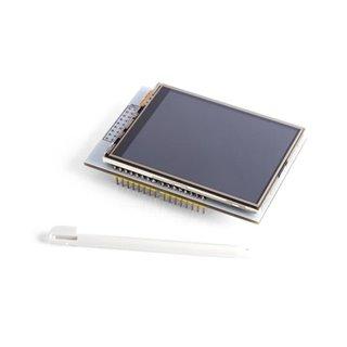 "Écran Tactile 2.8"" Pour Arduino® Uno/Mega"