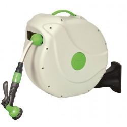 Dévidoir automatique tuyau d'arrosage 20m ACQUAROLL20+