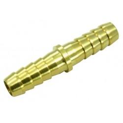 Jonction pour tuyaux : Cannelage Ø 8 mm
