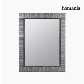 Miroir cadre argenté by Homania