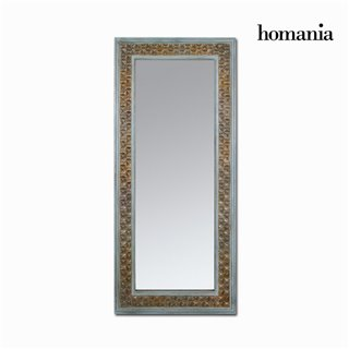 Miroir rectangulaire marron by Homania