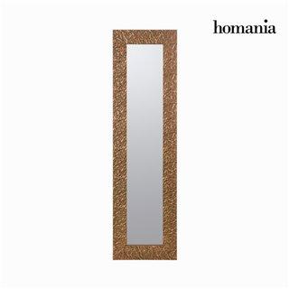 Miroir cadre plis cuivre by Homania
