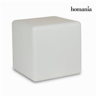 Cube avec lumiere pour extérieur by Homania