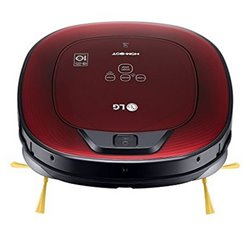 Aspirateur robot LG VSR8600RR Serie 8 Hombot Turbo A 0,6 L 60 dB 58W Rouge
