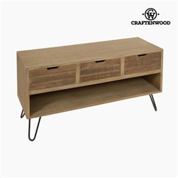 Banc TV Bois (115 x 40 x 60 cm) - Collection Thunder by Craftenwood