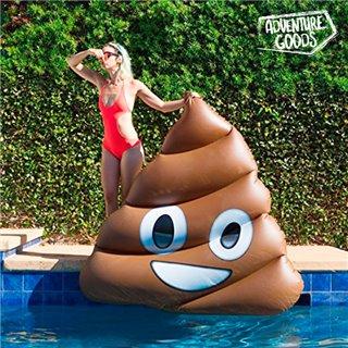 Matelas Gonflable Poo Emotion Adventure Goods