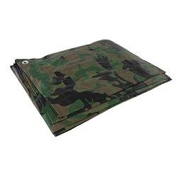 Bâche de camouflage - 2,4 x 3 m