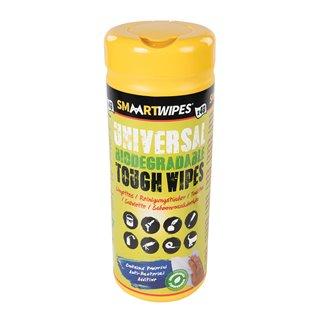 Lingettes universelles ultrarésistantes biodégradables - 40 lingettes - 40 lingettes