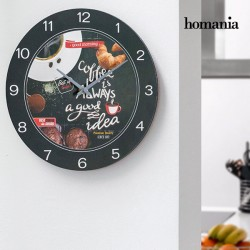 Horloge Murale Food Homania