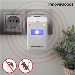 Répulsif contre les Insectes et Rongeurs avec LED InnovaGoods Home Pest
