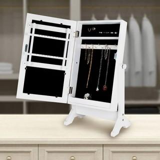 Miroir Coffret à Bijoux de Table