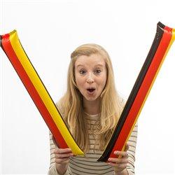 Applaudisseurs Drapeau de l'Allemagne