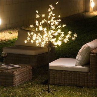 Arbre Décoratif à Feuilles (120 LED)