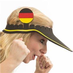 Visière Drapeau de l'Allemagne